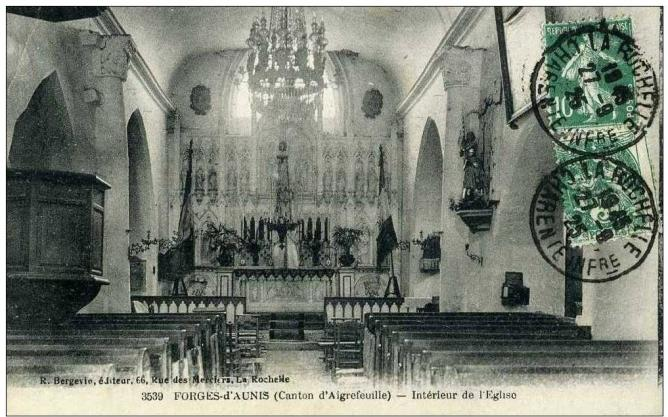 1 Eglise Forges 1925