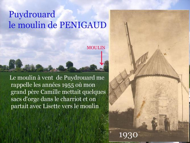 17 MOULIN PENIGAUD