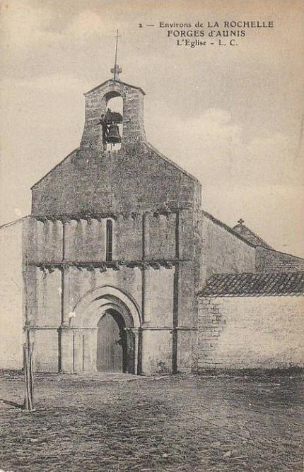 2 Eglise Forges 1930