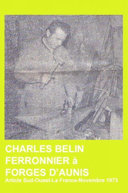 6 CHARLES BELIN ENCLUME