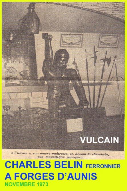 7 CHARLES BELIN VULCAIN