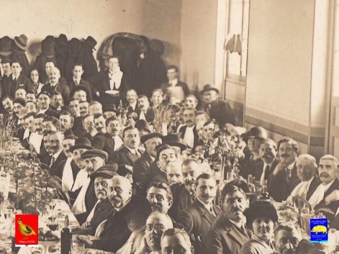 92  Salle des fêtes de Forges Inauguration DROITE COTE ENTREE