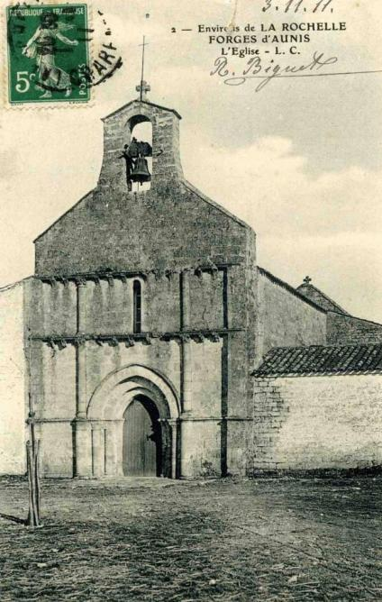 Eglise Forges 1911