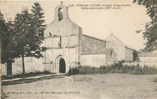 Eglise Forges 1912