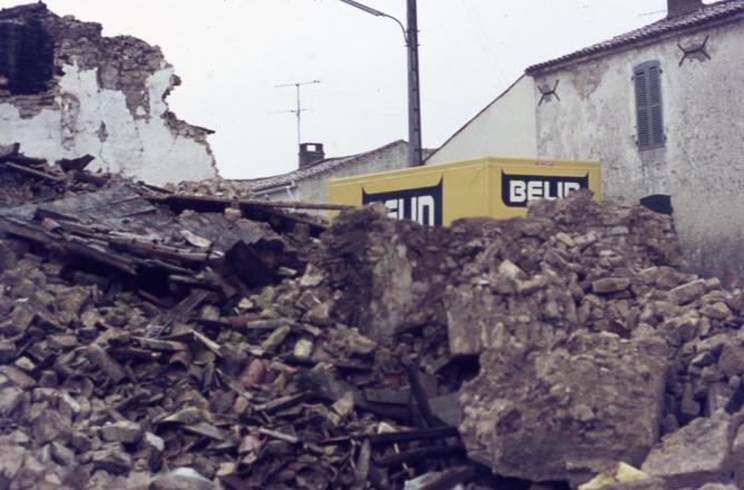 03 demolition puydrouard 1977