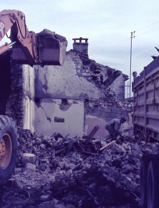 07 demolition puydrouard 1977