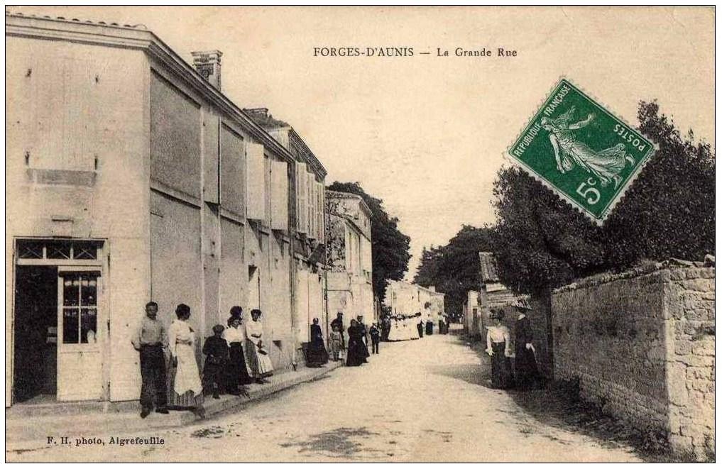 1 forges la grande rue 1920