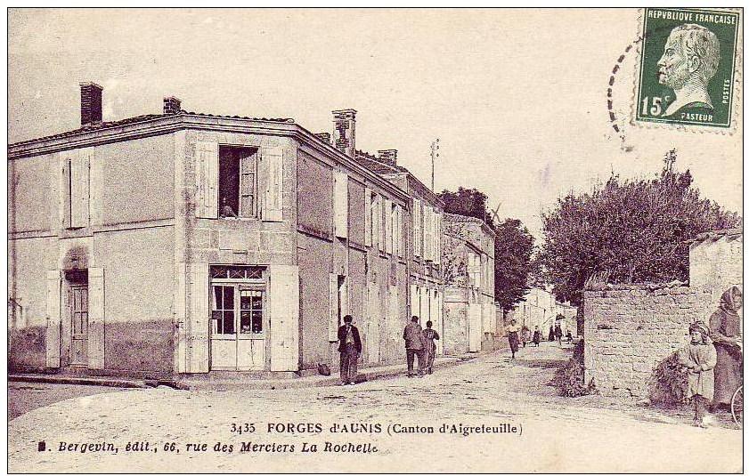 3 forges la grande rue 1920