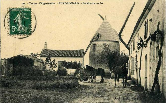 3 moulin andre puydrouard