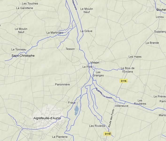 3 rivieres forges la greve sigor