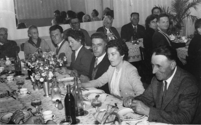 6 1956 banquet forges soubilleau foullonneau 1956