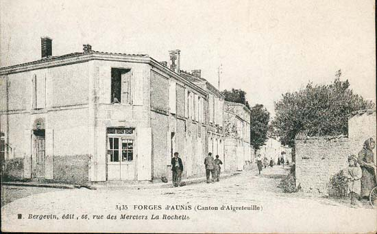 6 forges la grande rue 1920