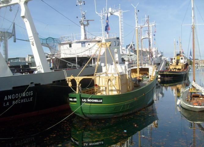 Bateau musee maritime s7303361