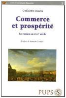 Depont livre commerce et prosperite couverture depont