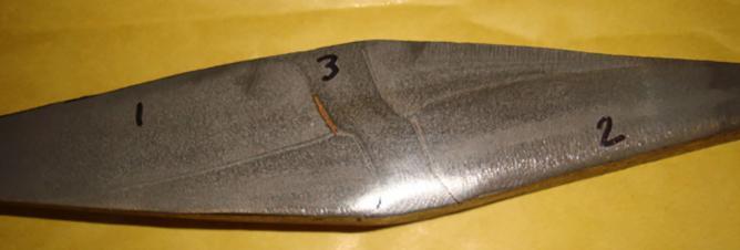 Fig 10 coupe verticale d un fer a rhabiller