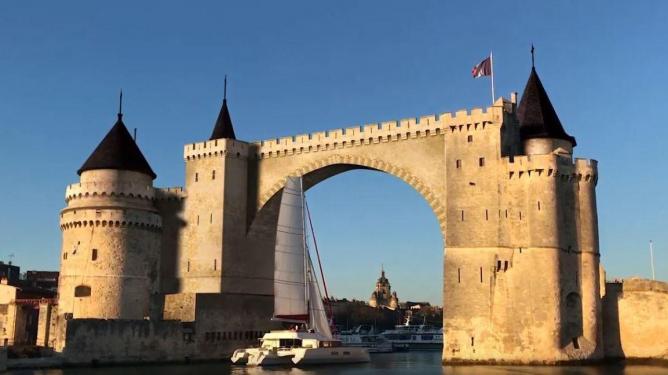 Florian massonnet arche les tours