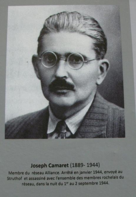 Joseph camaret 1889 1944 bb