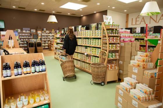 La boutique du bio pole