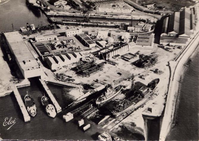 La pallice cp elce chantier naval 10 fi 236
