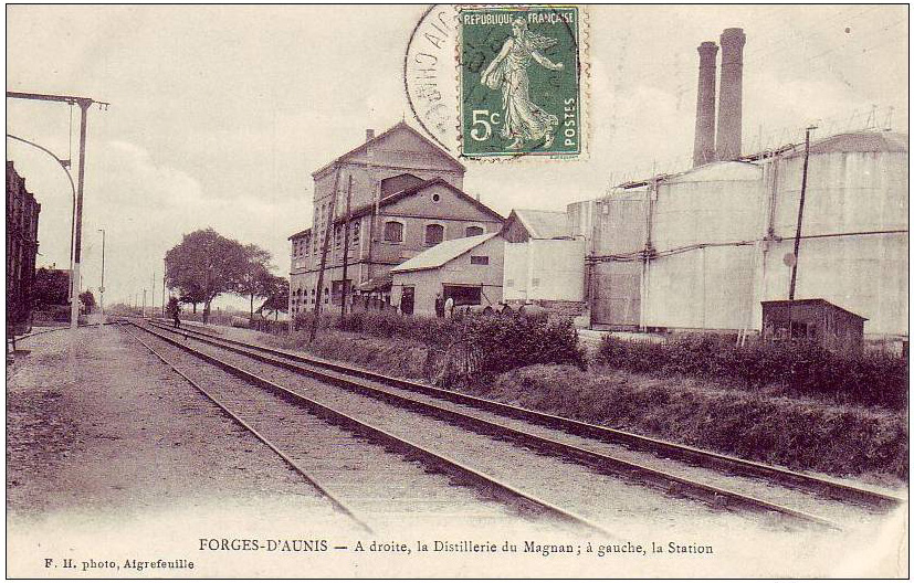 Le magnou 2 cheminees 1920