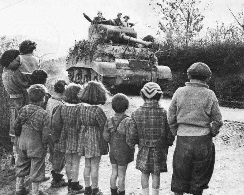 Les enfants de la guerre photos nb 6