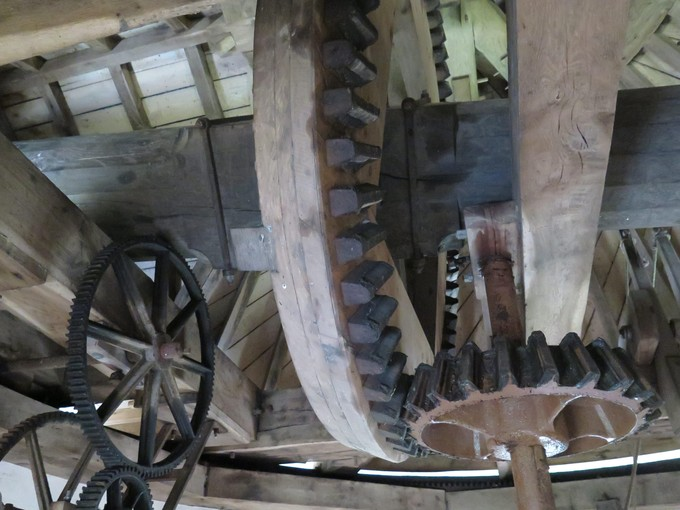 Mecanisme moulin image