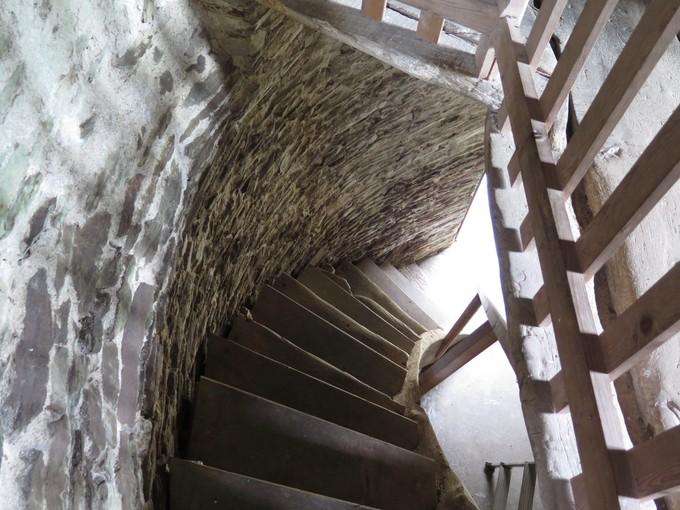Moulin escalier