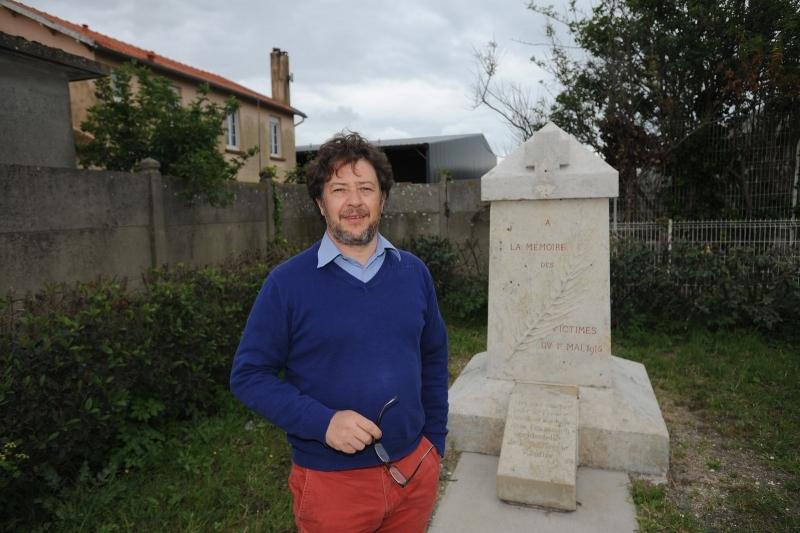 Vandier monument